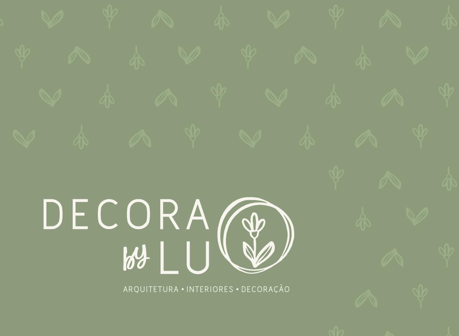Decora by Lu - Identidade Visual